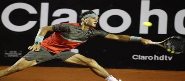 Rafael Nadal joga pelo terceiro ano seguido no Rio