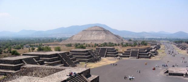 Teotihuacán, uno de los lugares más visitados