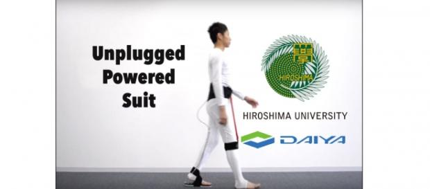 Unplugged Powered Suit, facilita el movimiento