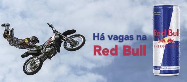 Vagas na Red Bull em todo o mundo.
