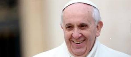 Pope Francis of the catholic church