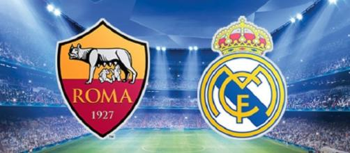 Diretta Roma - Real Madrid live