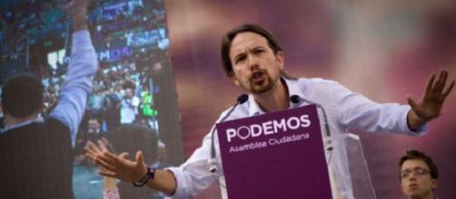 Imagen Pablo Iglesias lider de Podemos