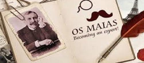 "Jogo ""Os Maias. Becoming an expert!"""