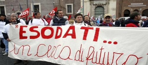 La manifestazione a Roma del 18 febbraio
