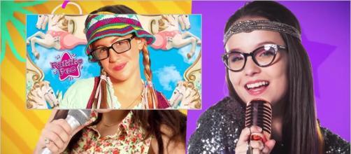 """Larissa Manoel pode interpretar o """"patinho feio""""."""