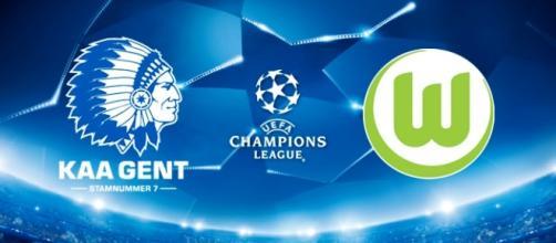 LIVE Gent-Wolfsburg mercoledì 17/2 alle 20:45