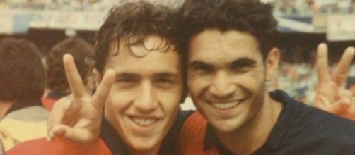 Raffaele Paolino e Pasquale Rocco (Cagliari)