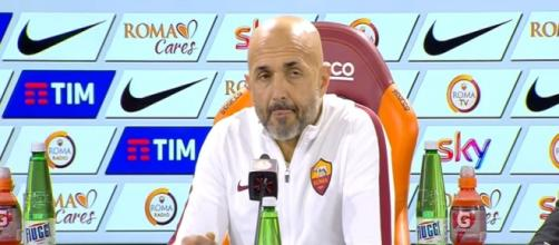 Roma-Real Madrid stasera, mister Spalletti
