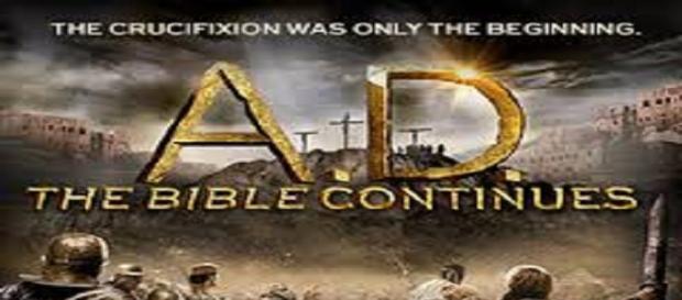 A.D. La Bibbia Continua in onda su Canale 5