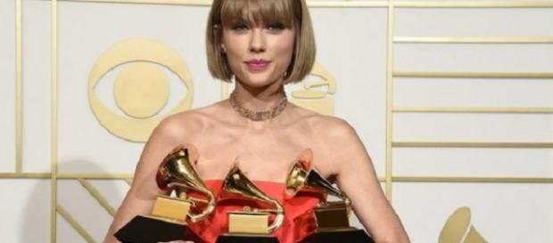 Album of the year: 1989, Taylor Swift (Twitter)