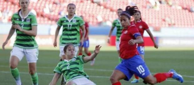 El combinado nacional cae 2-1 ante Costa Rica