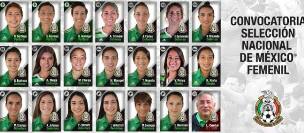 El Tri Femenil dice adiós a Rio 2016