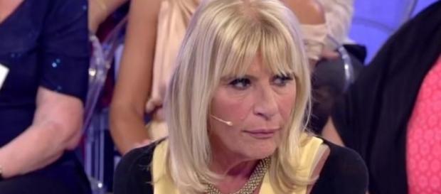 Gemma Galgani ha imitato Tina Cipollari