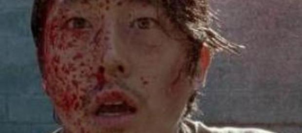 Immagine: Glenn di 'The Walking Dead'