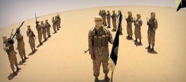 ISIS no Imen, declaram seu inimigo numero 1.