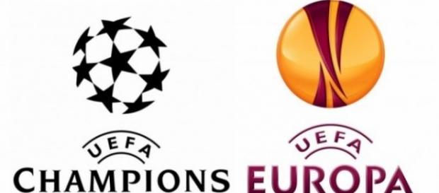 Las dos competiciones europeas.