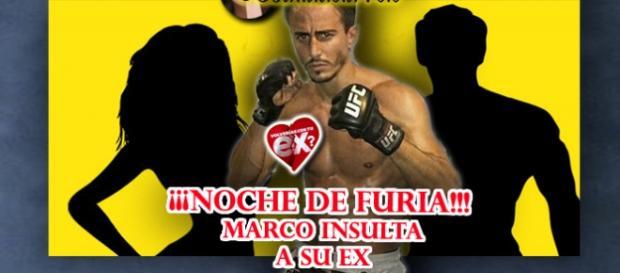 Noche de furia de Marco Ferri. todo en el enlace