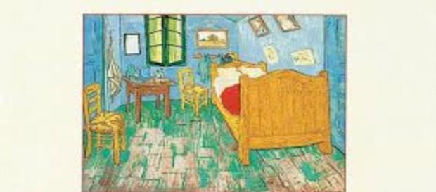 """Vincent Van Gogh A book of Postcards"""