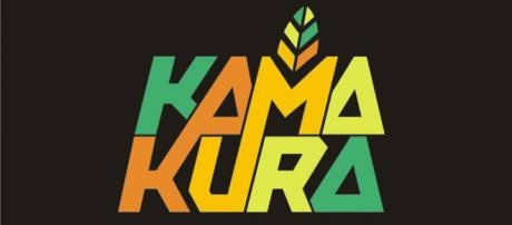El isologotipo de la banda Kamakura