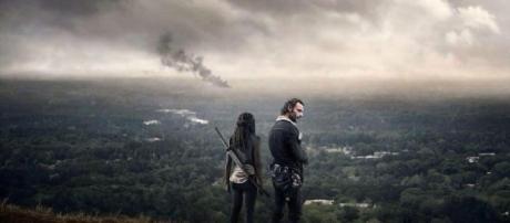 Foxtv. póster de la segunda mitad de temporada.