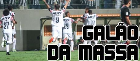 GALO estréia na Libertadores 2016.
