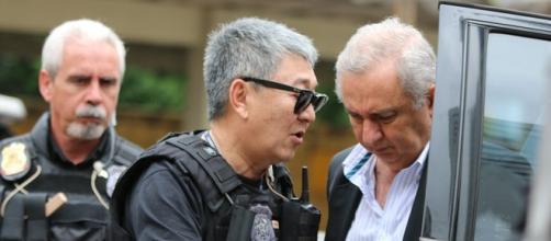 Ishii: acusado de vender informações confidenciais