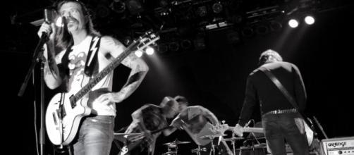 La banda estadounidense Eagles of Death Metal.