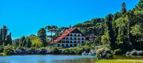 Lago Negro, uma das principais atrações de Gramado