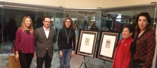 Litografías de Dalí en Galería Rodrigo Juarranz