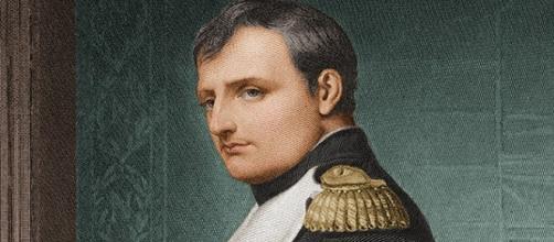 Napoleão Bonaparte, antigo imperador francês
