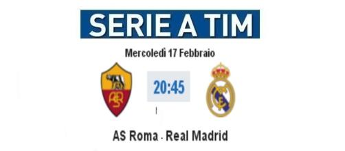 Roma-Real Madrid in diretta su BlastingNews