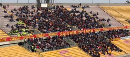 Si attende un grande pubblico a Lecce.