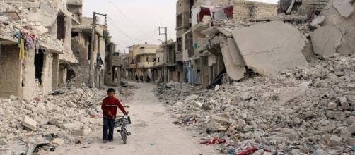 Siria, un Paese ormai in ginocchio