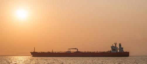 Venezuelan oil tanker. Image: pixabay.com