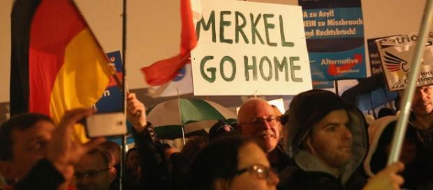 A.Merkel a pierdut sprijinul germanilor