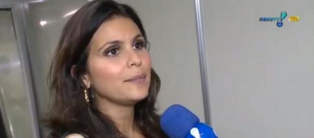 Aline Barros surpreende com declaração