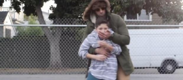 Copil răpit dintr-o școală suceveană