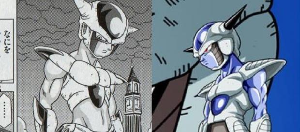 El gran parecido de los dos personajes