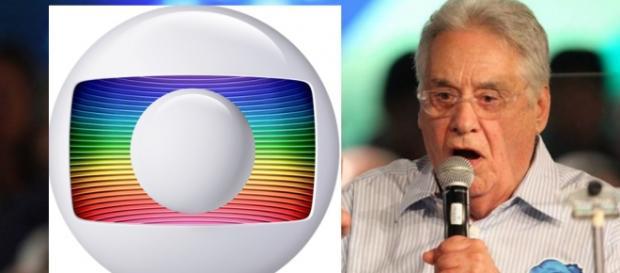 Globo e a estranha relação com FHC