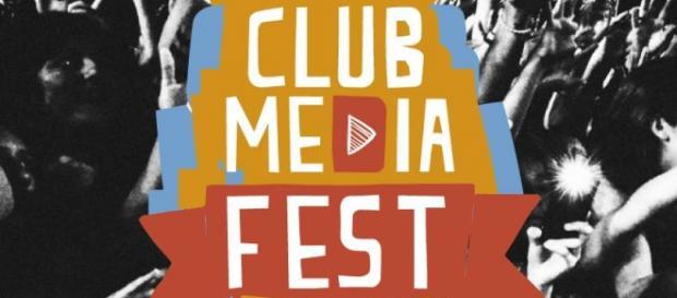 Isologotipo del Club Media Fest 2016