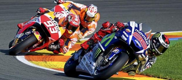 Loa tres mejores pilotos españoles de MotoGP.