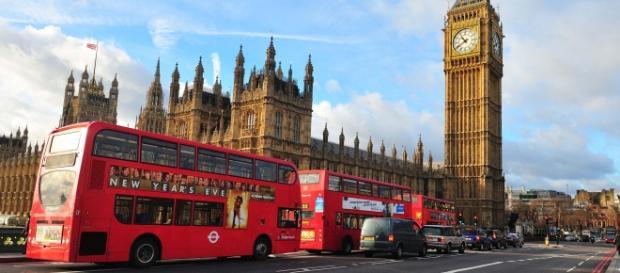 Londres, capital da Inglaterra.