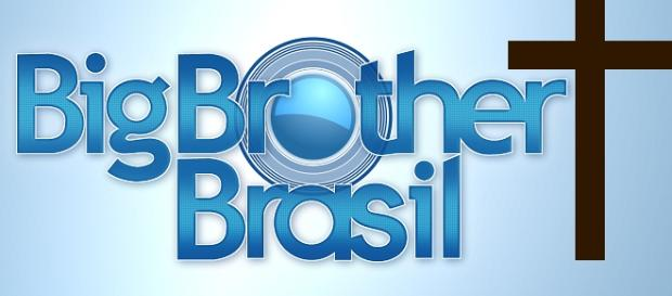 O Big Brother Brasil e a cruz.