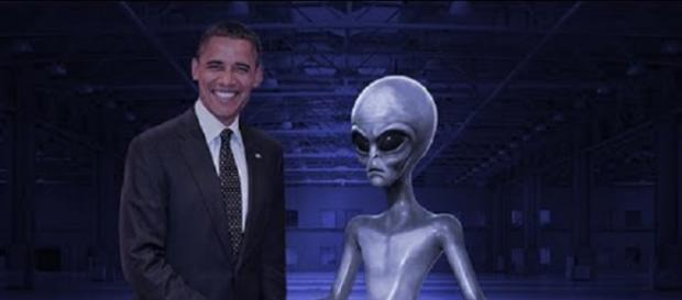 Obama non nega esistenza degli Ufo