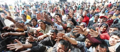 Unione europea sempre più divisa sull'immigrazione
