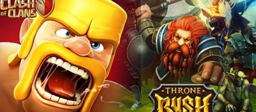 Imagen de 2 de los 3 juegos nombrados