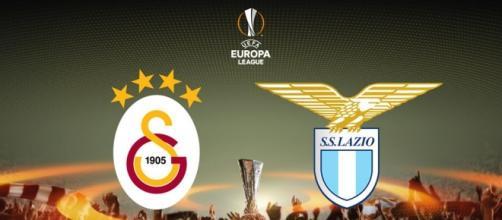 Galatasaray Lazio 16esimi di Europa League