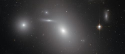 NGC 4889 [Image courtesy NASA/ESA]