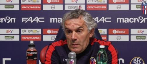 Roberto Donadoni all'esame Juventus